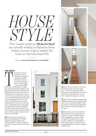 Page 68. 3. HOUSE STYLE