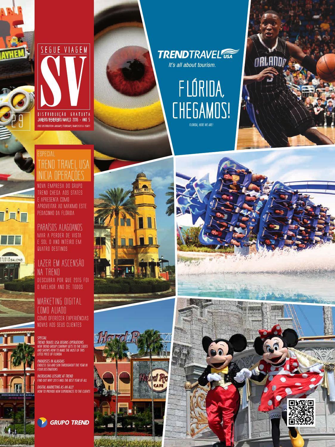 Revista segue viagem edio 29 by trend operadora issuu fandeluxe Choice Image
