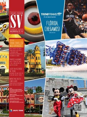 Revista segue viagem edio 29 by trend operadora issuu page 1 fandeluxe Gallery