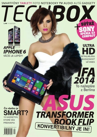 540af28b7 TECHBOX 9-10/2014 by TECHBOX.sk - issuu