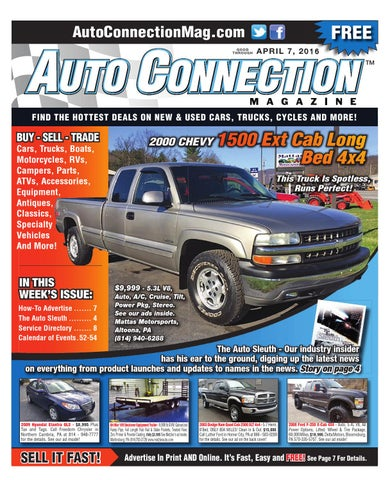 48fa93ada428c6 04-07-16 Auto Connection Magazine by Auto Connection Magazine - issuu