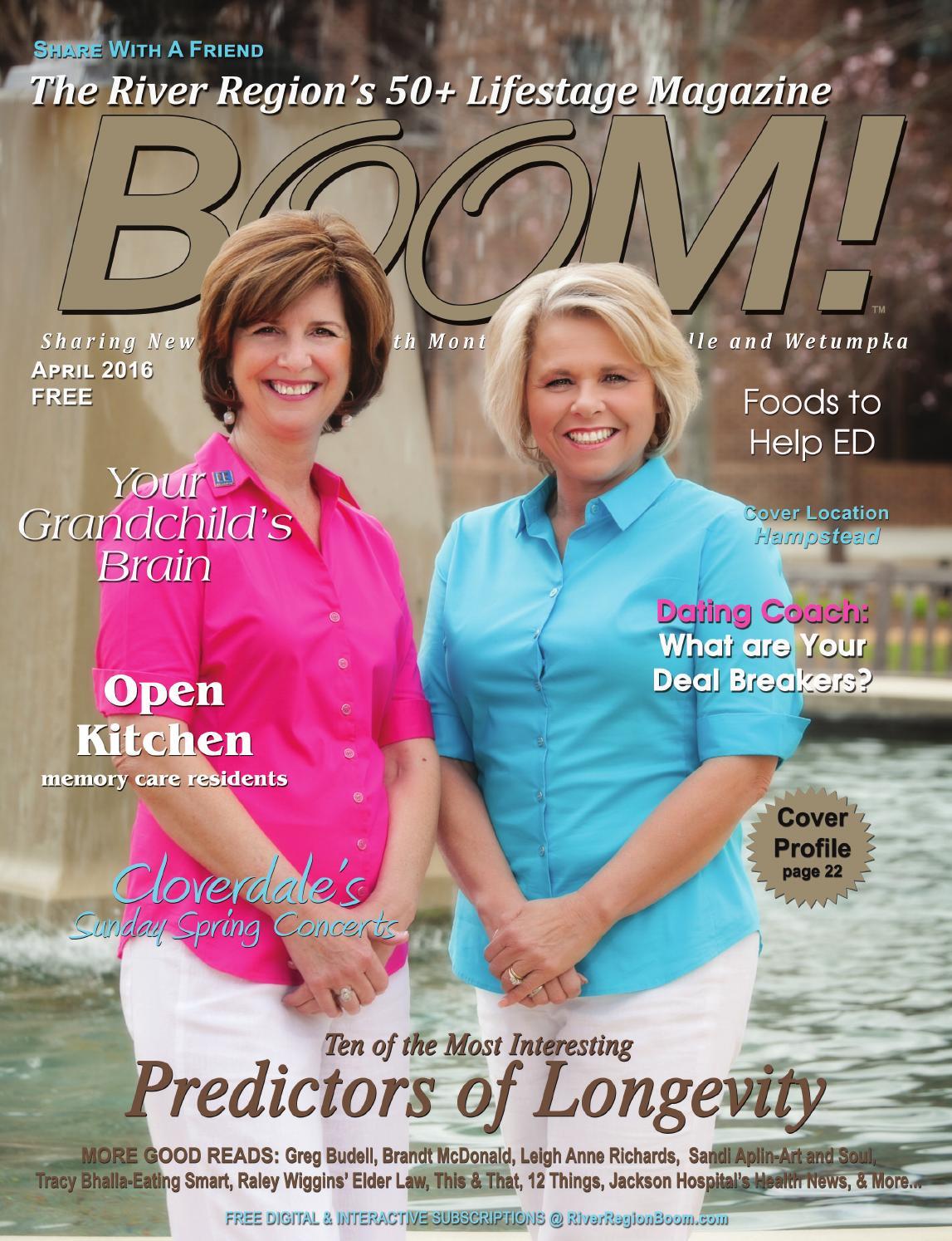 BOOM! April 2016 by Boomer Communities - issuu