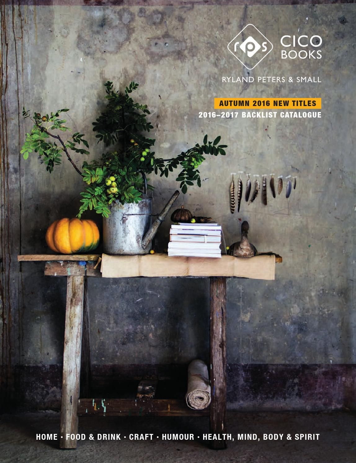 Autumn 2016 Uk Catalogue By Ryland Peters Small And Cico Books Issuu Jaket Fleece Verdure Green Combie