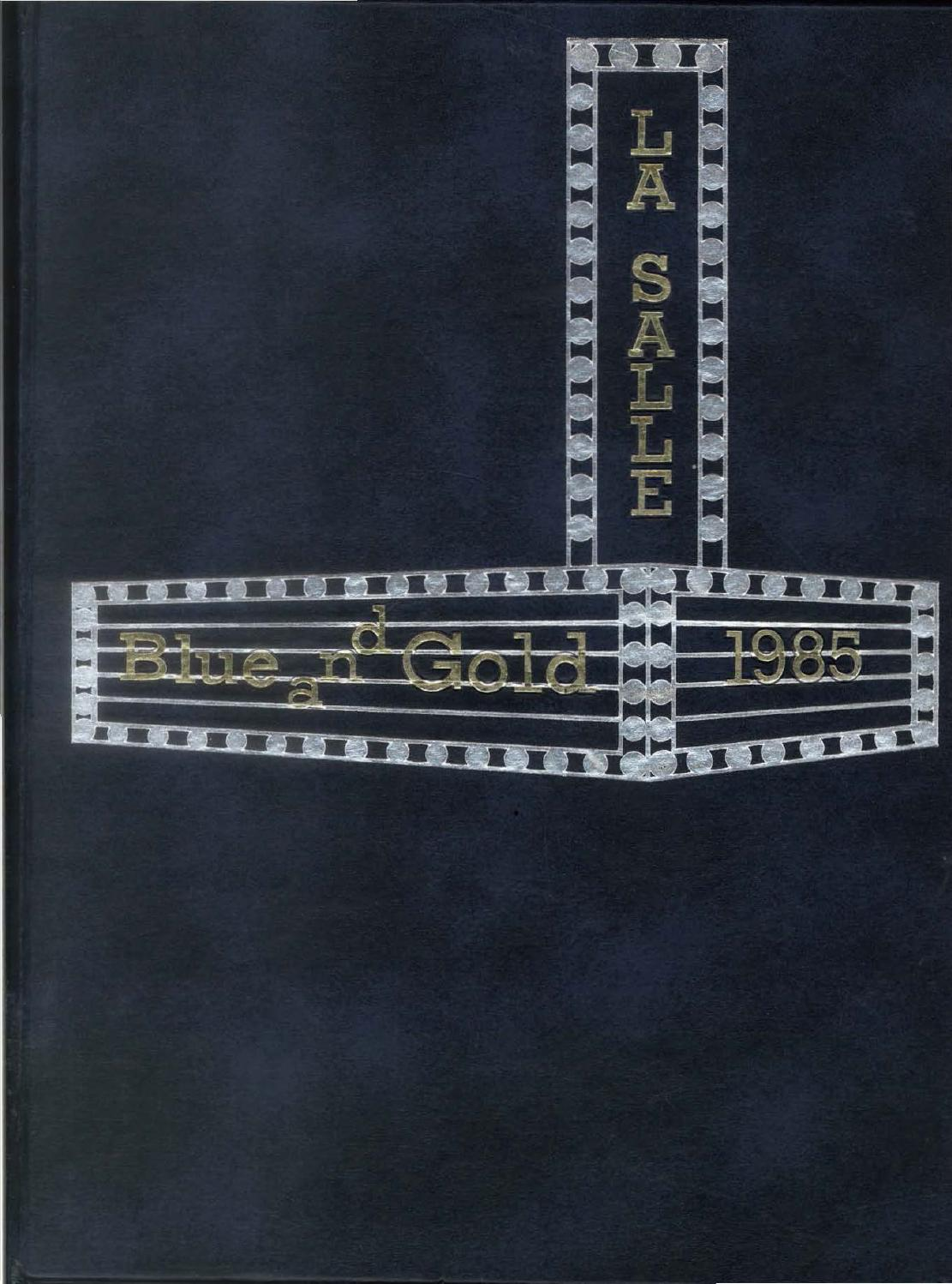 1985 Blue And Gold Yearbook By La Salle College High School Issuu Cotton Bud Refill Isi 80 Kode 188