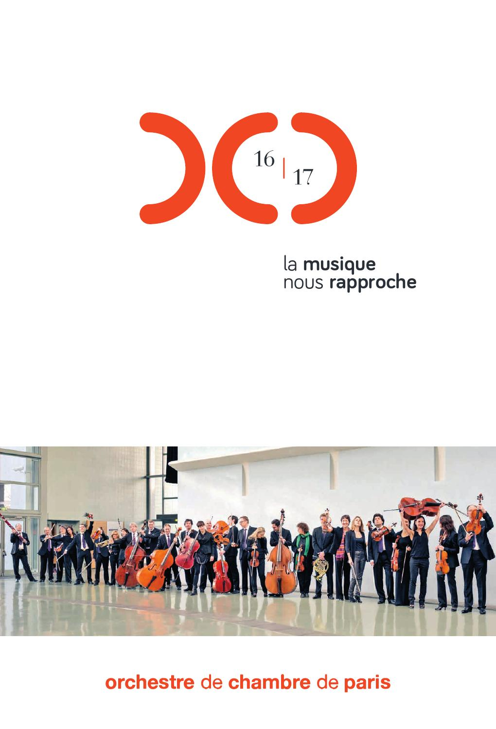 brochure saison 16/17 by ocp - issuu