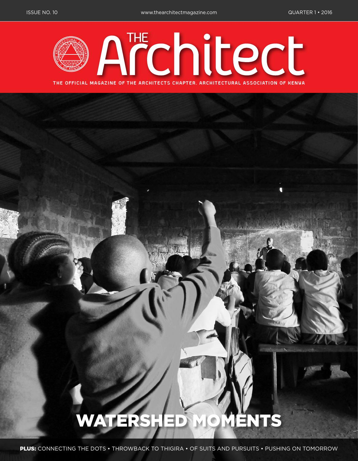 3d288e0ee2e42 The Architect Issue 10