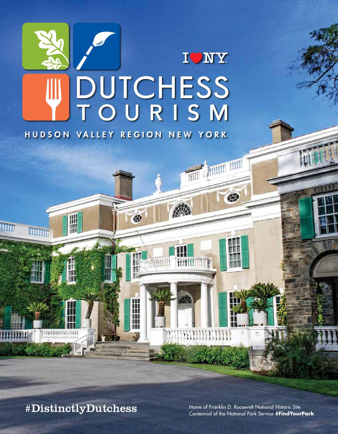 2016 Dutchess Tourism Guide by Luminary Media - issuu