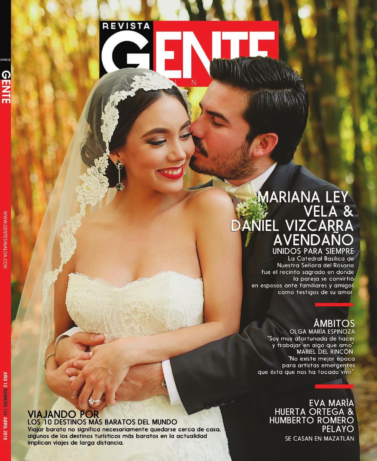 Revista Gente Sinaloa Edición Abril 2016 by Revista Gente Sinaloa ...