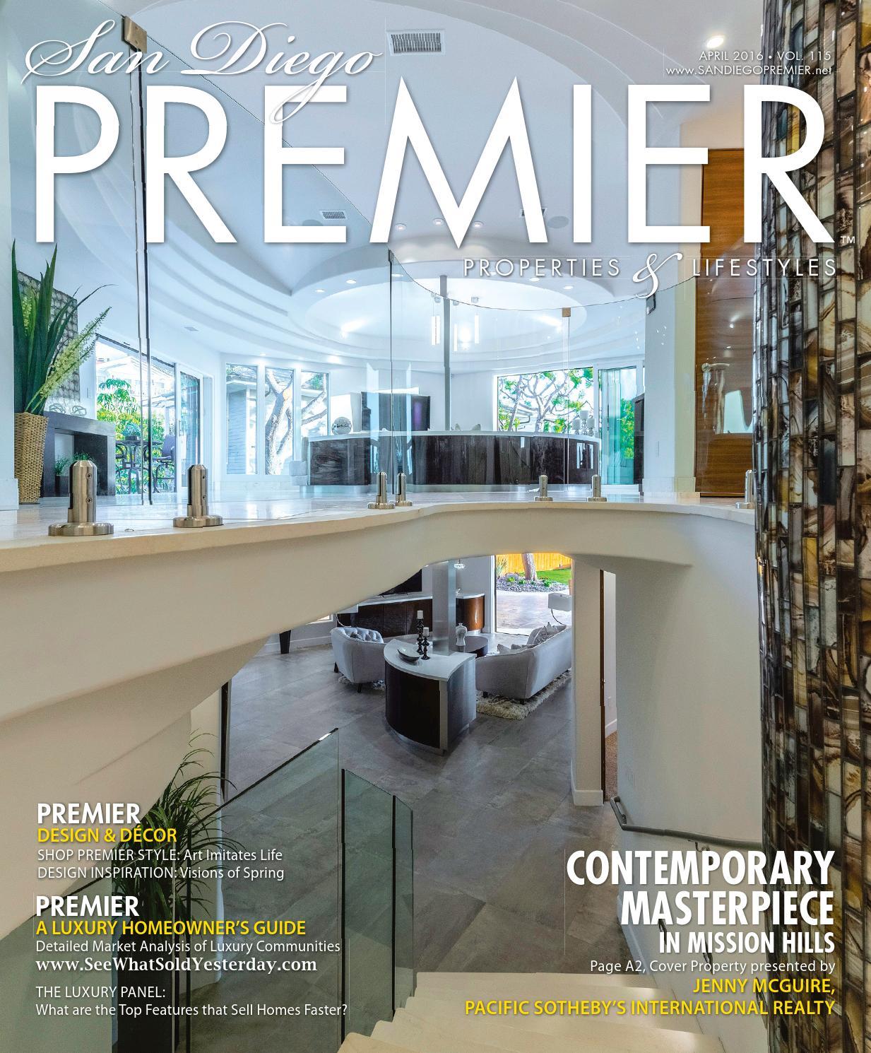 San Diego Premier 115 April 2016 by San Diego PREMIER - issuu