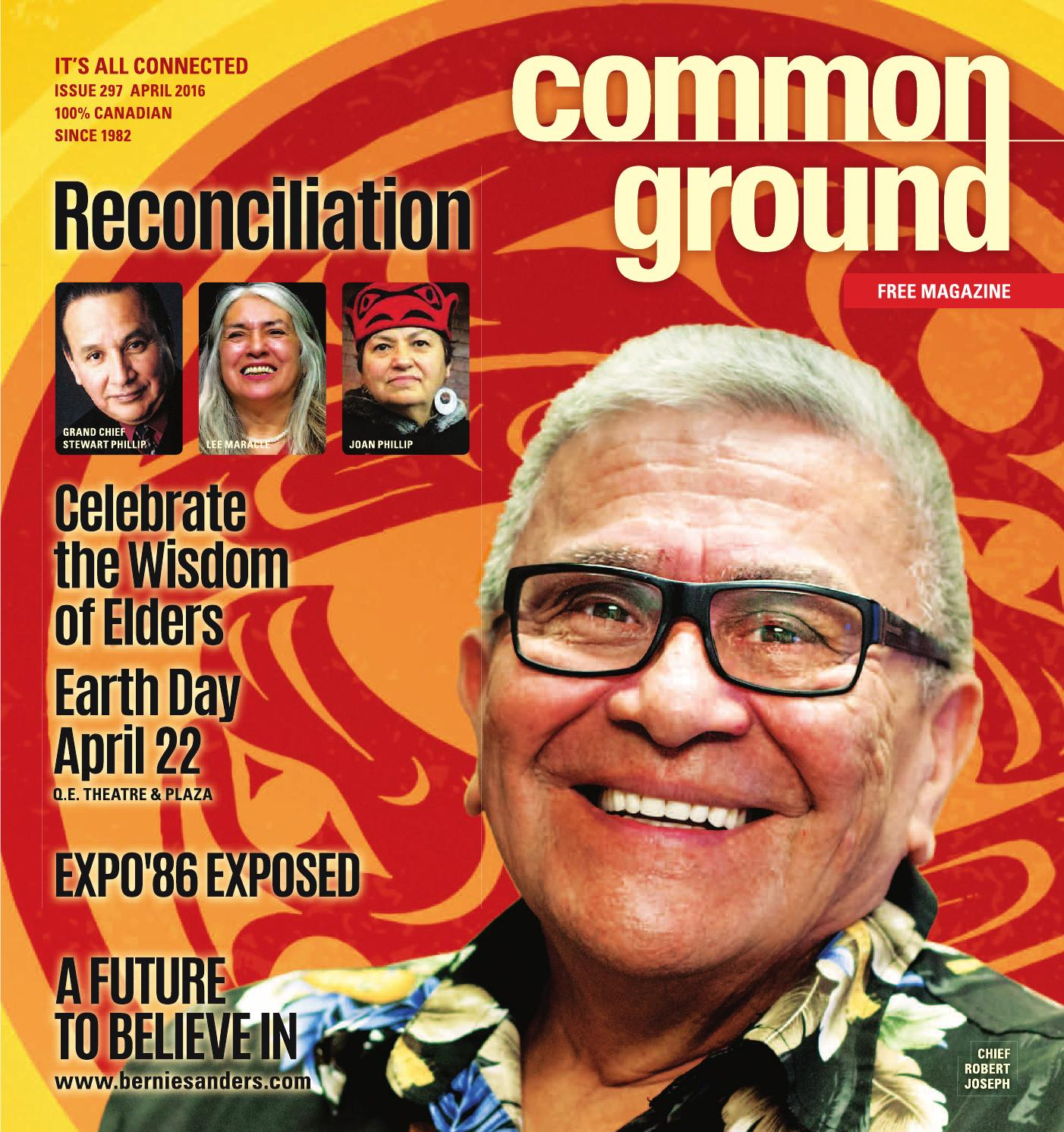 Common Ground April 2016 By Common Ground Magazine Canada