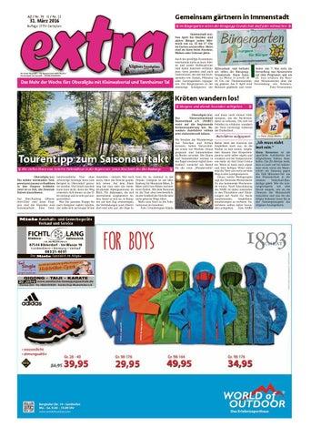 extra Immenstadt vom Donnerstag 31 März by rtasign GmbH issuu