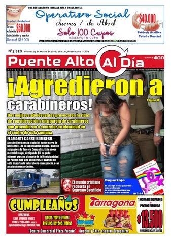 Edicin N 3460 By Puente Alto Al Da Issuu