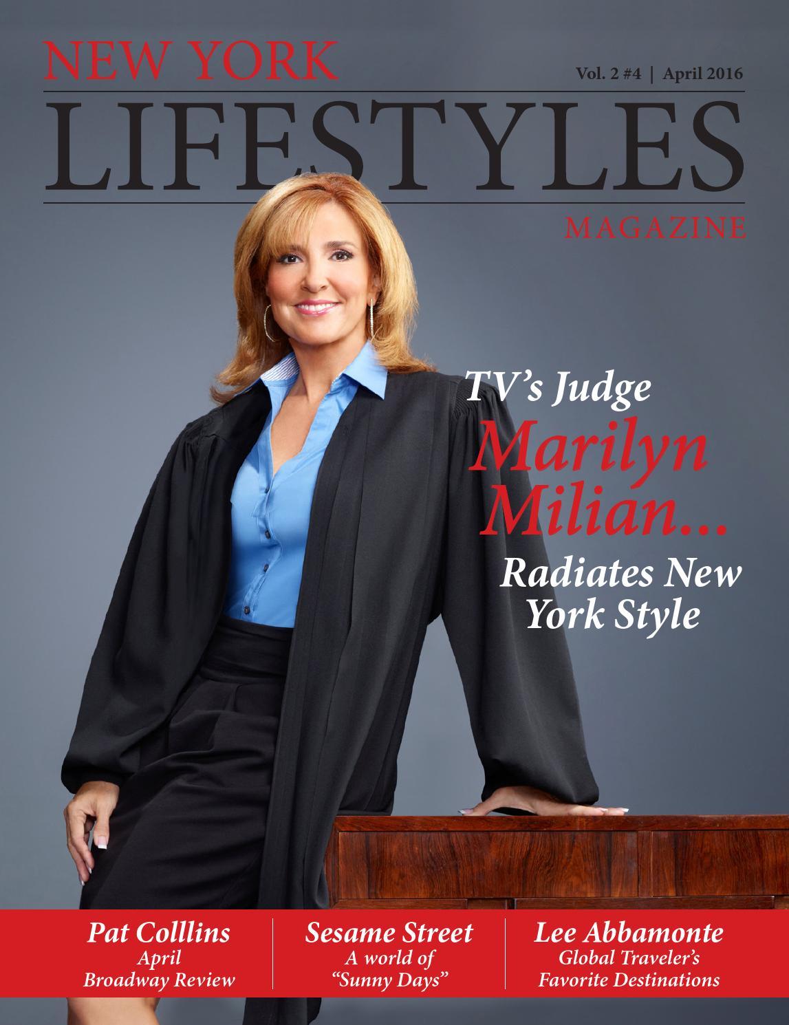 33c75fa6dadc0 New York Lifestyles Magazine - April 2016 by New York Lifestyles ...