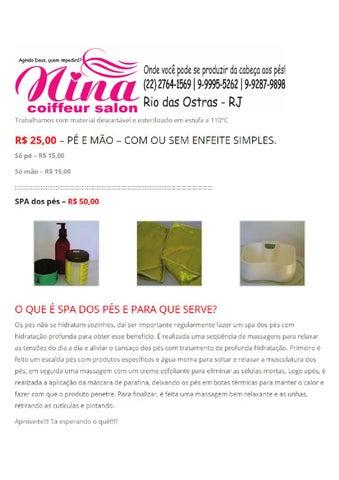 Nina Coiffeur Salon By Nina Coiffeur Issuu