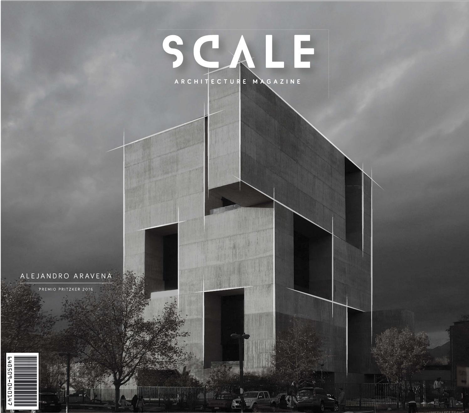 Scale magazine by alexa aguirre issuu - Listado arquitectos valencia ...