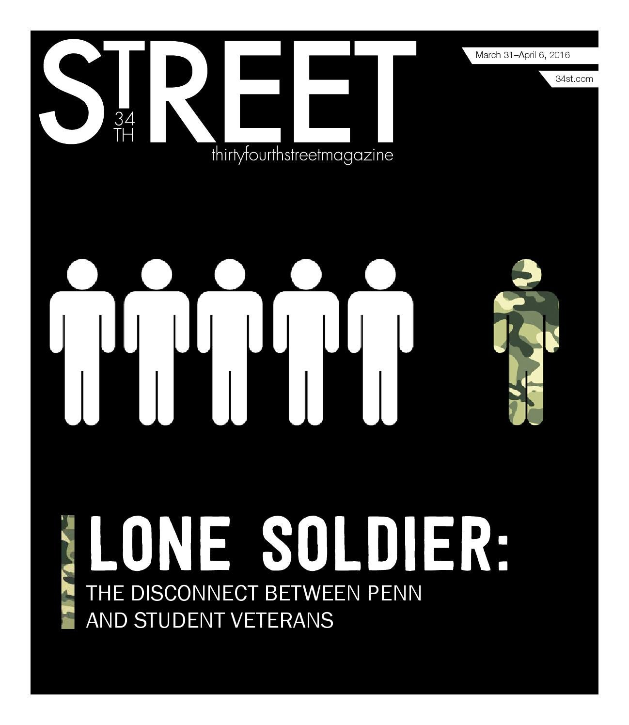 03312016 By 34th Street Magazine Issuu