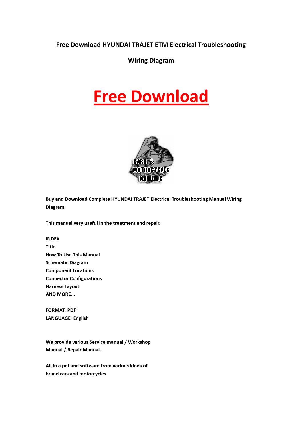 Pleasing Hyundai Trajet Auto Light Control Module Wiring And Circuit Diagram Wiring Digital Resources Funapmognl