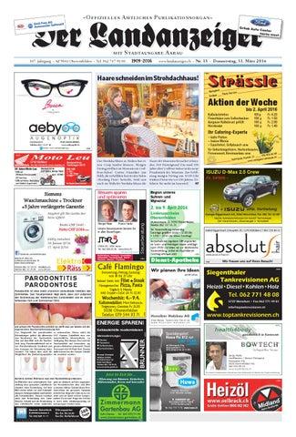 Lange Hängele der landanzeiger 10 16 by zt medien ag issuu