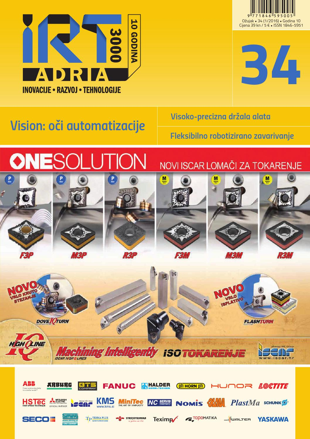 Irt3000 Adria 34 2016 By Magazine Issuu Additional Privileges View Printed Circuit Boards Tiskane Ploice