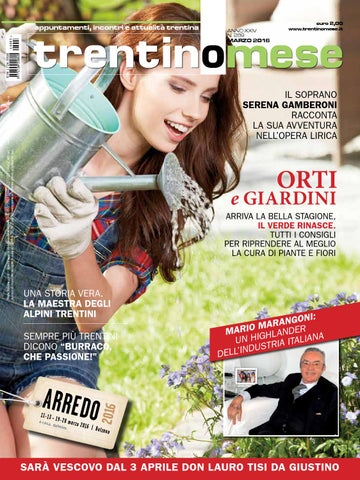 TrentinoMese marzo 2016 by Curcu Genovese - issuu be254006689