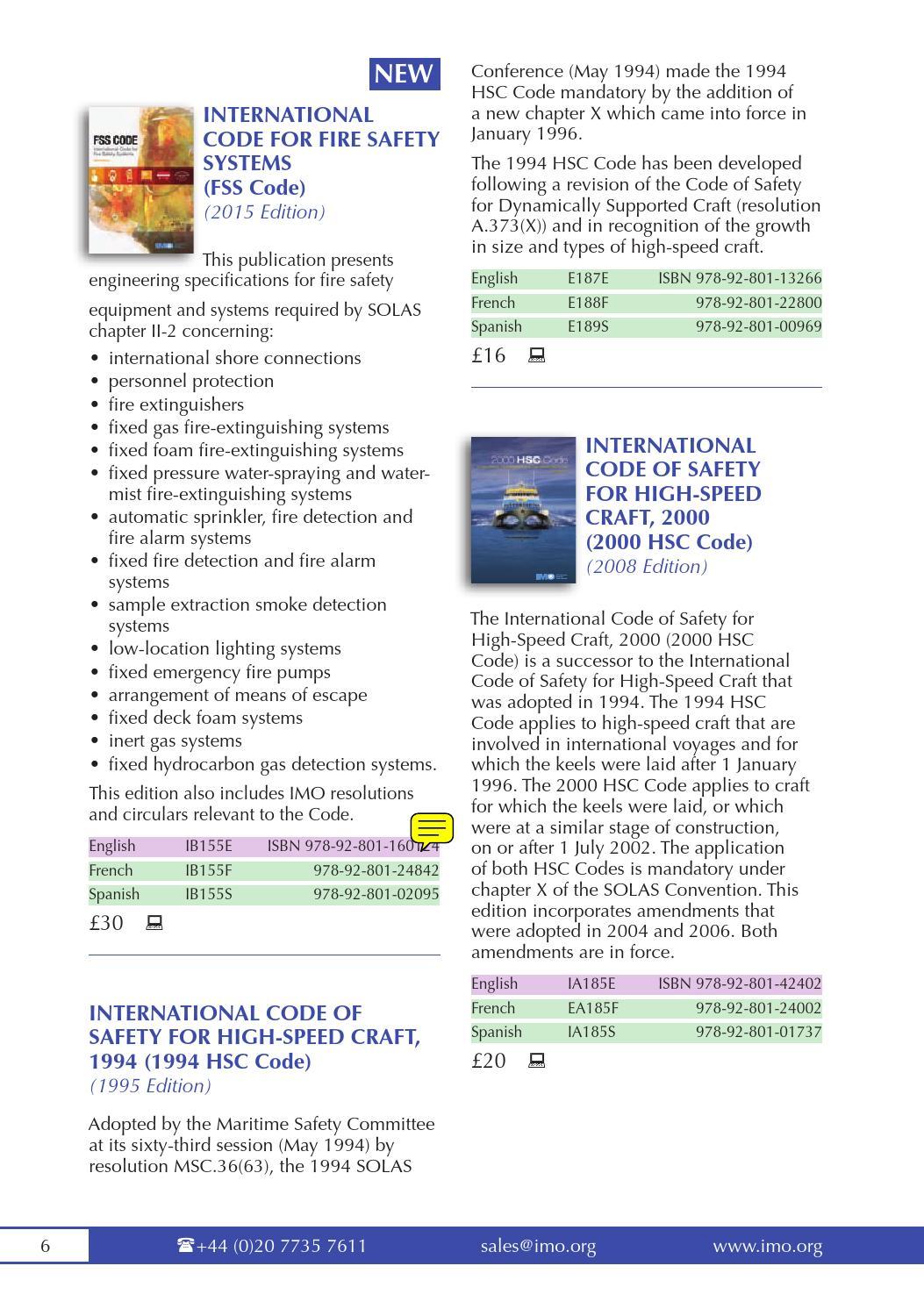 IMO Publishing 2016 Catalogue by IMO News Magazine - issuu
