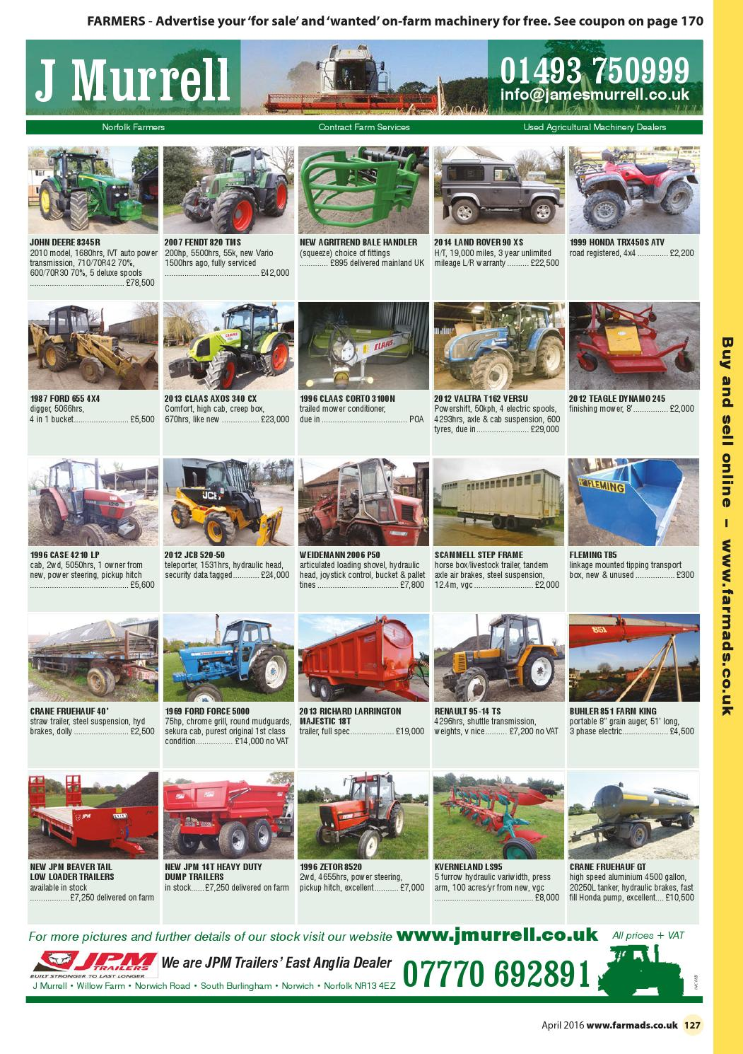 April 2016 by Farmers Guide - issuu
