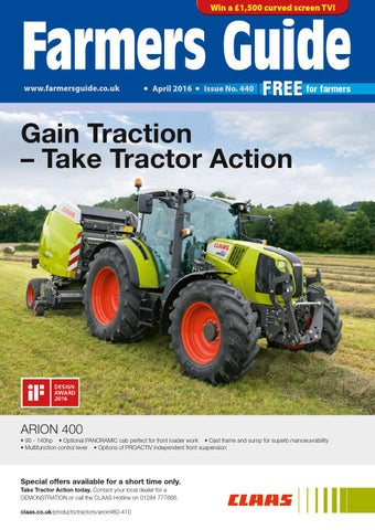 c17a06a5400 April 2016 by Farmers Guide - issuu