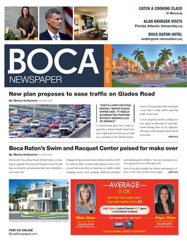 Boca Newspaper January 2017 By Four Story Media Group Issuu