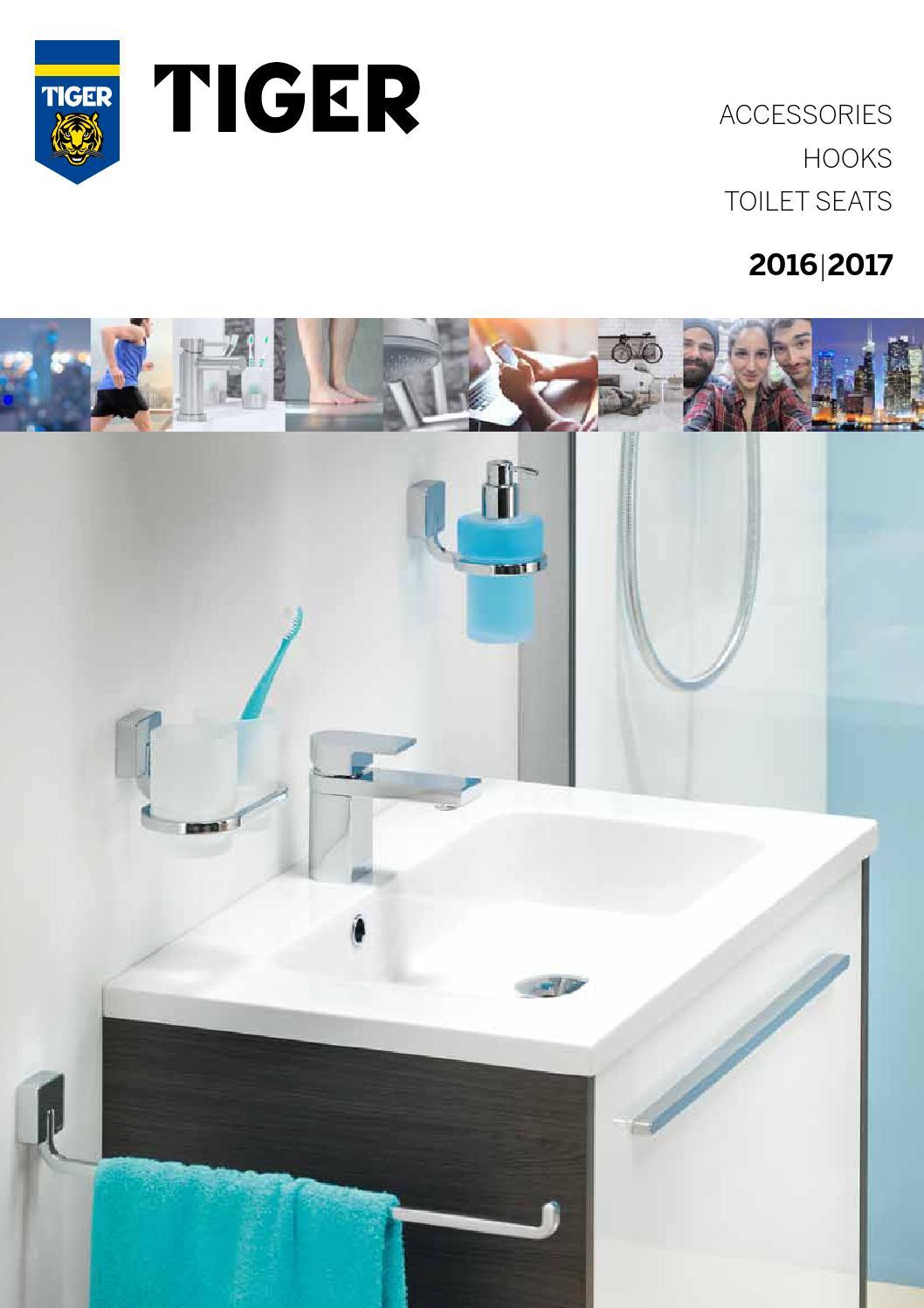 Tiger Bathroom Design Magazine 2016 Accessories Hooks
