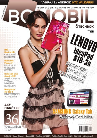 bd79f67be BCMOBIL & TECHBOX 11-12/2010 by TECHBOX.sk - issuu