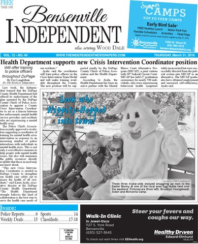 Bi 3 31 16 By Southern Lakes Newspapers Rock Valley Publishing Issuu