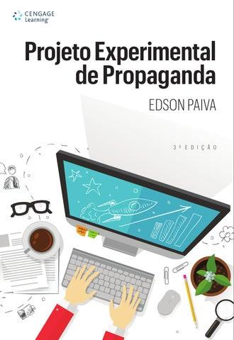 Projeto experimental propaganda 3a edio by cengage brasil issuu page 1 ccuart Gallery