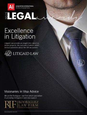 4e477a64c15 AI Legal Awards 2015 by AI Global Media - issuu