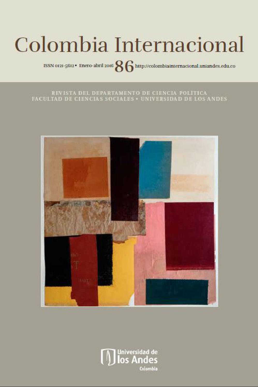 Colombia Internacional No  86 by Publicaciones Faciso - issuu