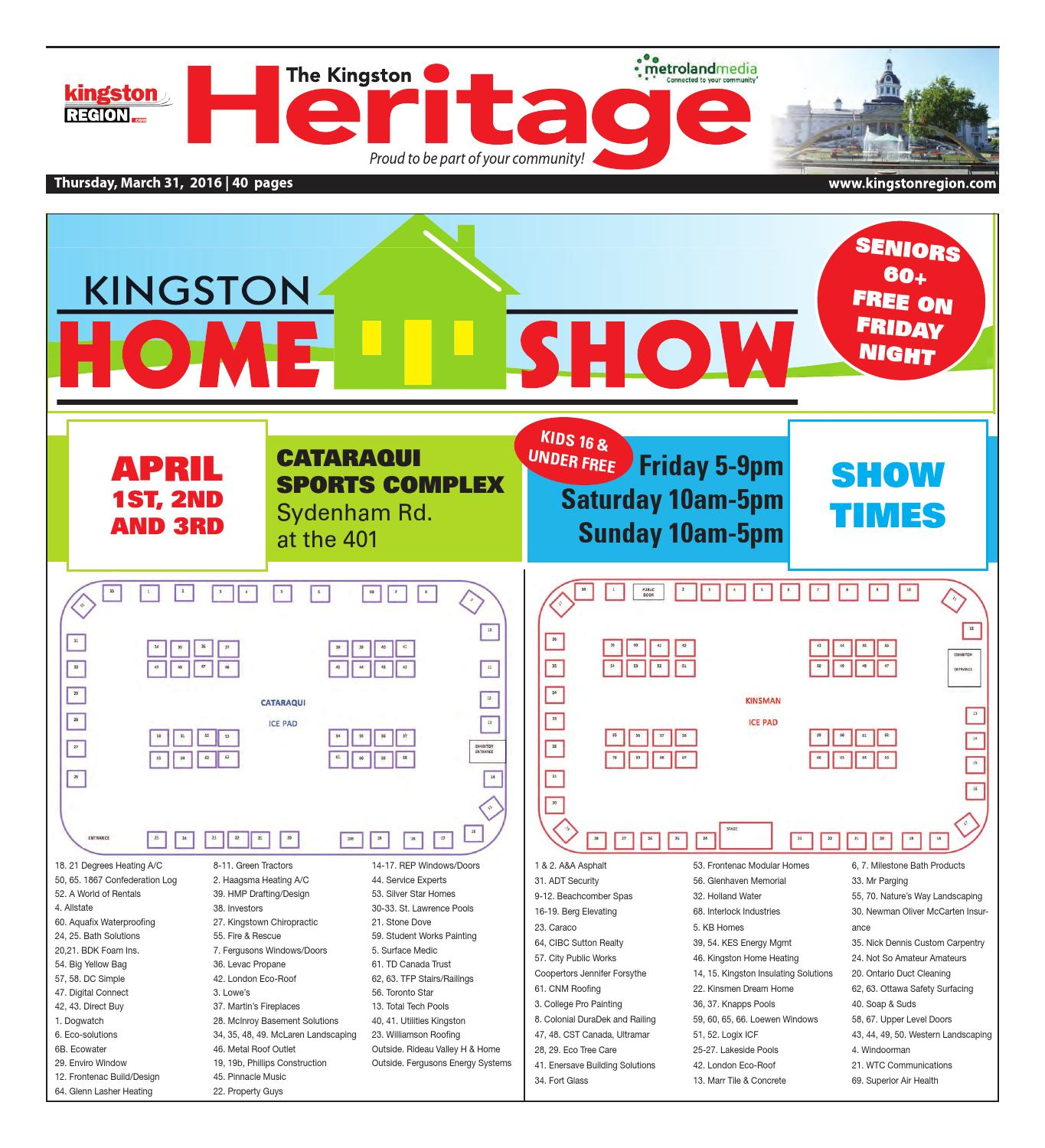 bcae9f69d2e Kingston 033116 by Metroland East - Kingston Heritage / Real Estate Guide -  issuu