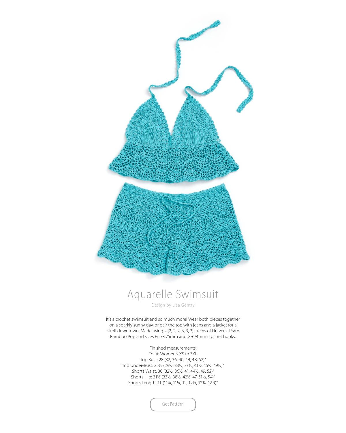 b6dc2c92a7b66 Summer Love Crochet Pattern Collection 2016 by Annie's - issuu