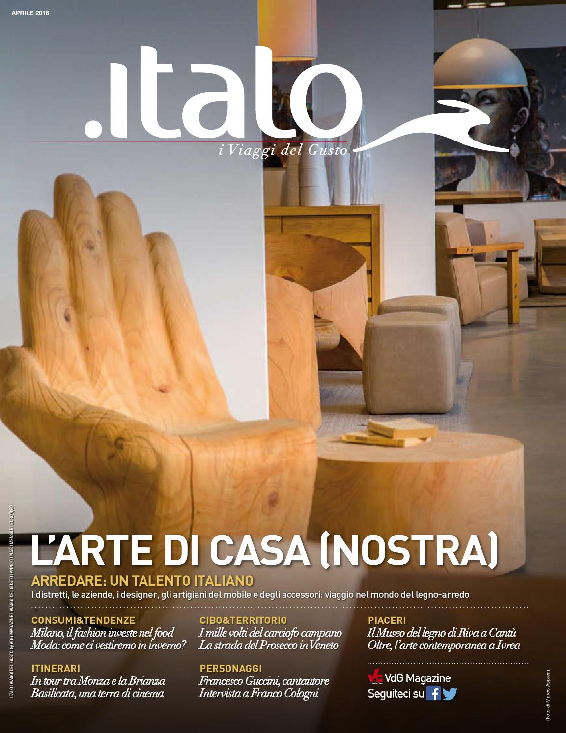 italo aprile 2016 by TravelQuotidiano.com - issuu 3d3a7a458e5