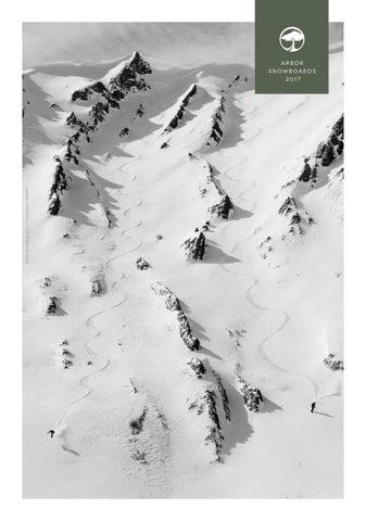 Arbor Snowboards 18/19 by White Days Boardshop - issuu
