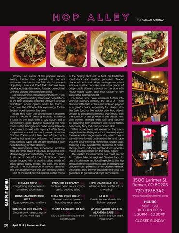 Asian avenue menu can speak