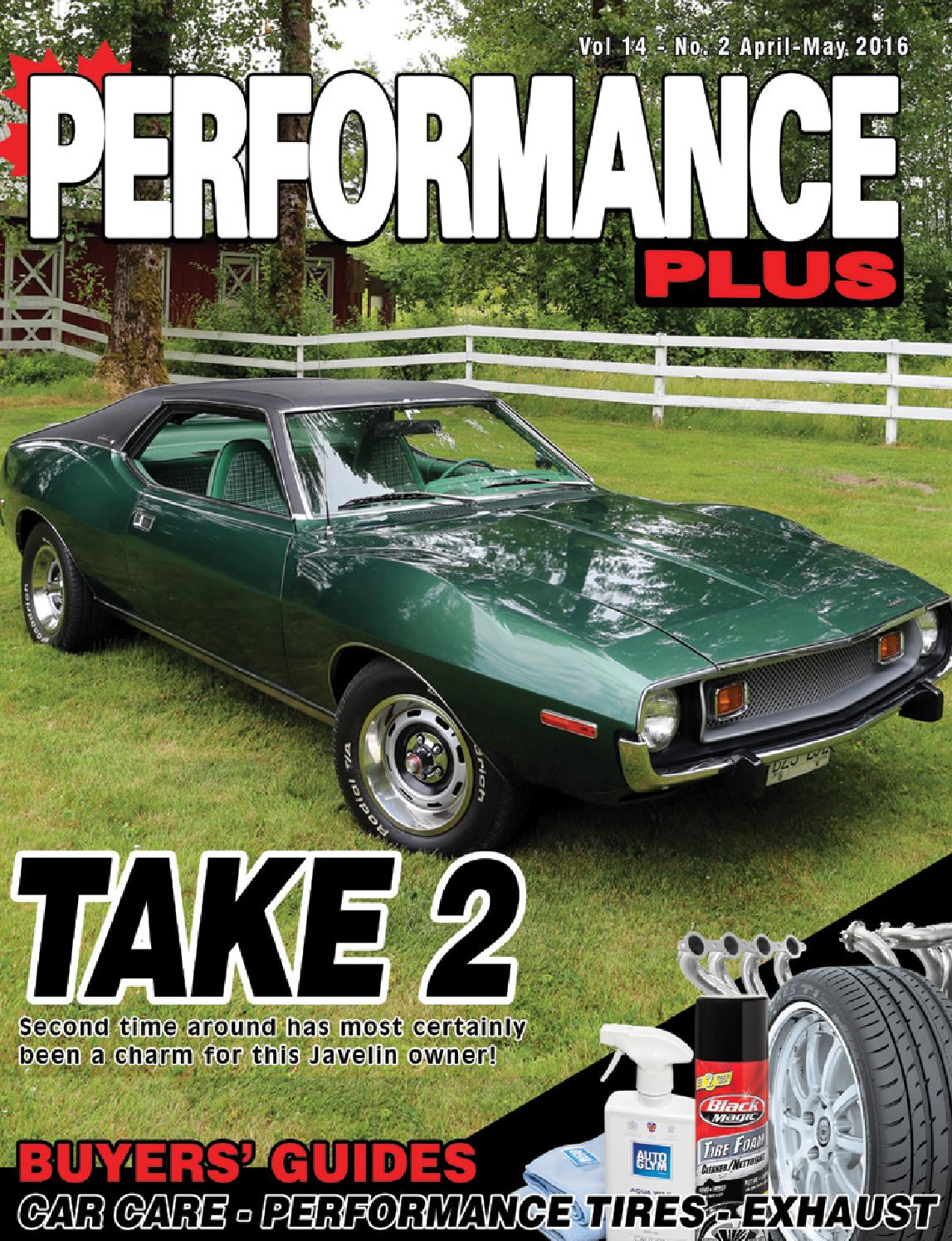 Performance Plus April May 2016 Issuu By Rpm Canada Electric Window Lifts Wiring Diagram For 1955 Studebaker Passenger Cars All Models Except 4 Door Sedans