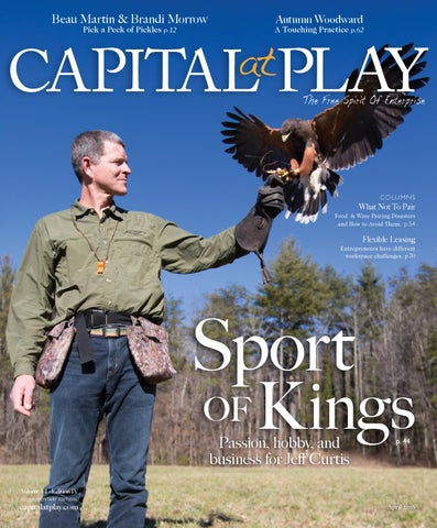 Capital At Play April 2016 By Capital At Play Magazine Issuu