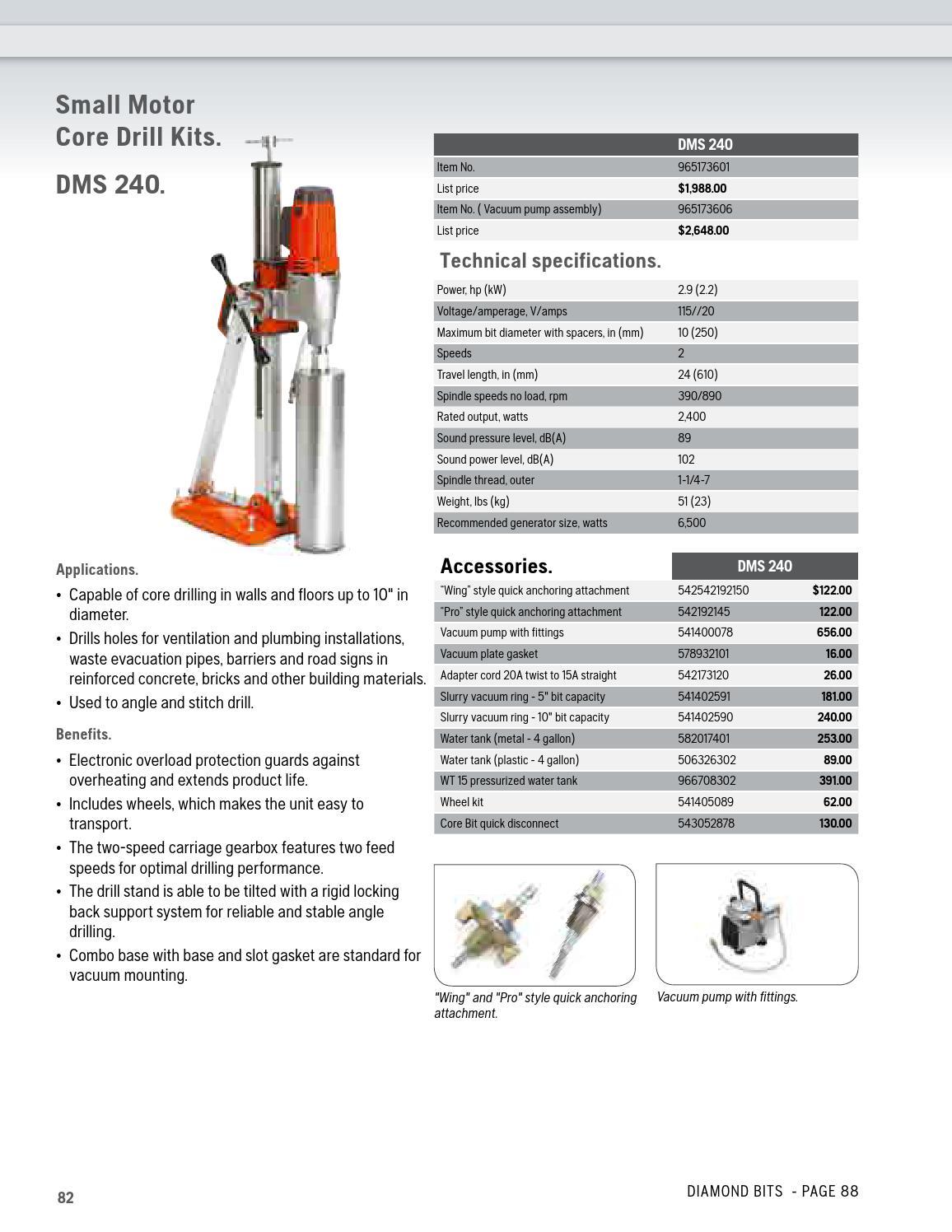 HUSQVARNA 541402591 Slurry Vacuum Ring