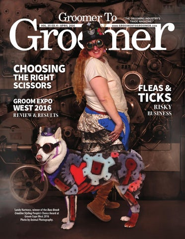Groomer to groomer april 2016 by barkleigh issuu page 1 solutioingenieria Choice Image