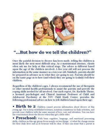 Transitions Magazine April 2016 by KIDS FIRST PARENTS SECOND - issuu