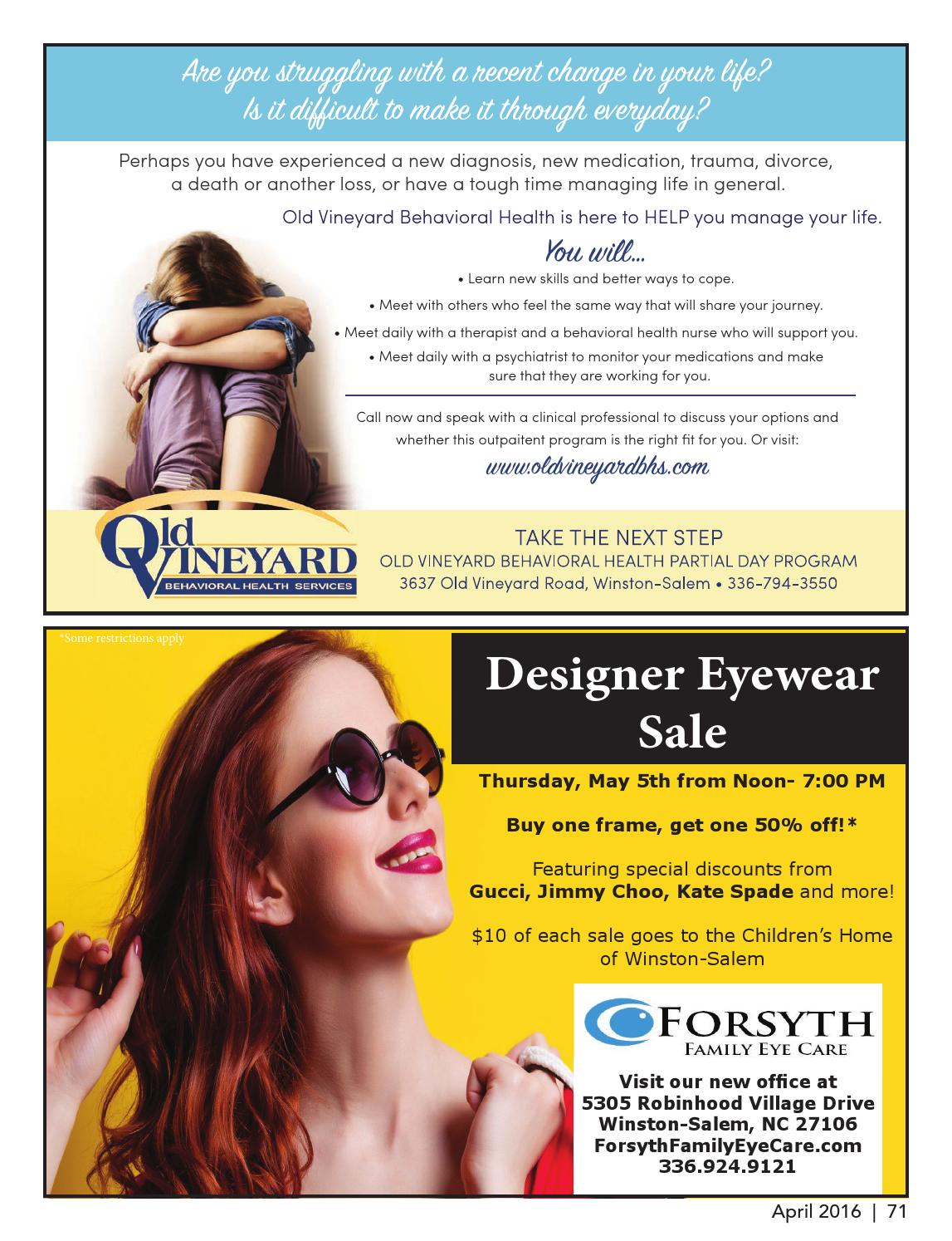 Forsyth Family April 2016 By Forsyth Mags Issuu