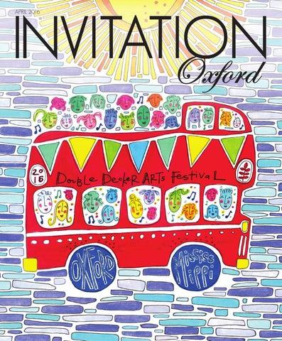 Invitation oxford april 2016 by invitation magazines issuu invitation oxford april 2016 stopboris Gallery