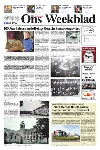 5bfc4ca3ca9e11 Ons Weekblad 01-04-2016 by Uitgeverij Em de Jong - issuu