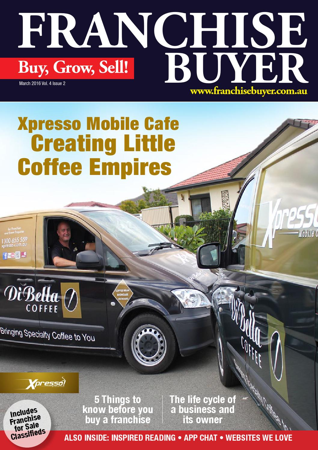 Franchise Buyer, Vol 4  Issue 2, 2016 by franchise buyer - issuu