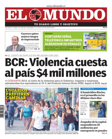 Mundo010416 by Diario El Mundo - issuu 622e8a7908576