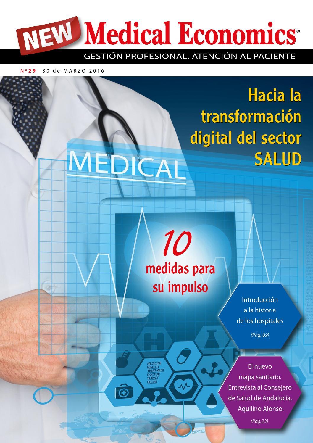 Nº 29 - New Medical Economics by Raíz - issuu